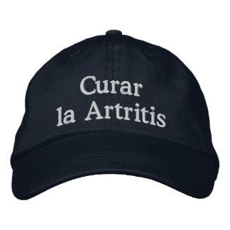 """""""Curar la Artritis"""" - Bordados Hat"""