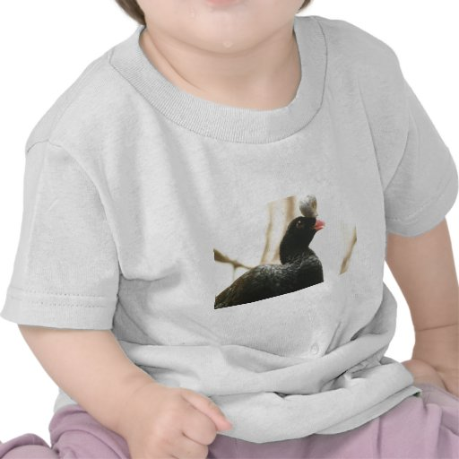 Curassow Camiseta