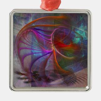 Curb Appeal Metal Ornament