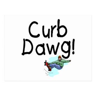 Curb Dawg (4) Postcard