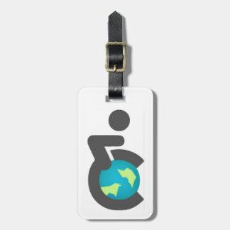 Curb Free Luggage Tag