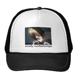 curbstompx cody, xcody gorras de camionero
