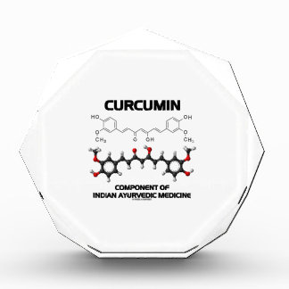 Curcumin Component Of Indian Ayurvedic Medicine Award