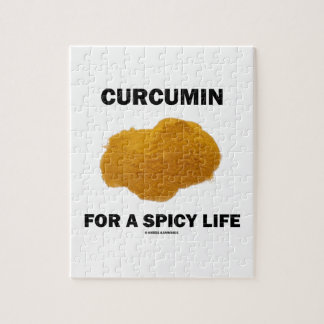 Curcumin For A Spicy Life Puzzles