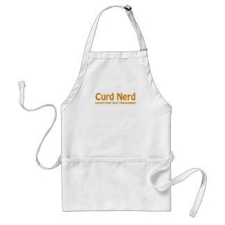 Curd Nerd Adult Apron