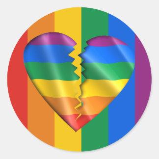 Cure a la comunidad gay etiqueta