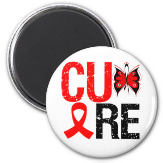 Cure AIDS Refrigerator Magnets
