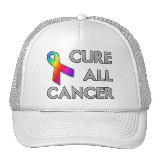 Cure All Cancer Trucker Hat