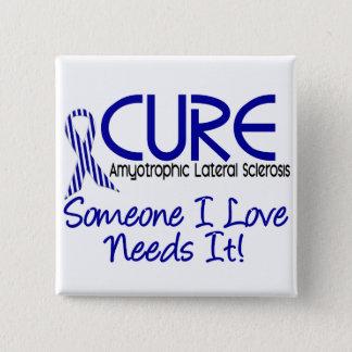 Cure ALS 2 Button