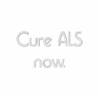 Cure ALS now. Hoodie
