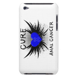 Cure Anal Cancer Barely There iPod Cases