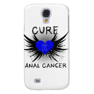 Cure Anal Cancer Galaxy S4 Case