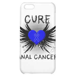 Cure Anal Cancer iPhone 5C Case