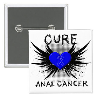 Cure Anal Cancer Pins
