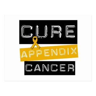 CURE Appendix Cancer Postcards