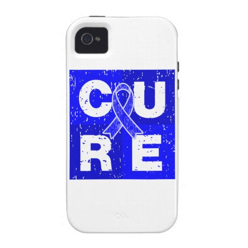 CURE ARDS  Cube iPhone 4/4S Case