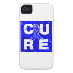 CURE ARDS  Cube iPhone 4 Cases