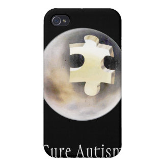 Cure Autism Cases For iPhone 4