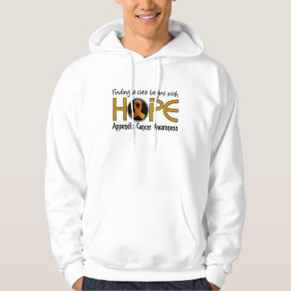 Cure Begins With Hope 5 Appendix Cancer Pullover