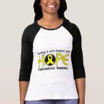 Cure Begins With Hope 5 Endometriosis Tshirts