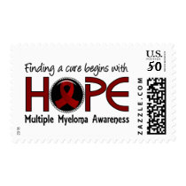 Cure Begins With Hope 5 Multiple Myeloma Postage