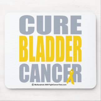 Cure Bladder Cancer Mouse Pad