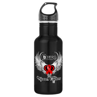 Cure Blood Cancer Stainless Steel Water Bottle