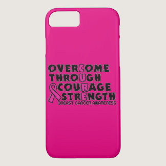 CURE...Breast Cancer iPhone 8/7 Case