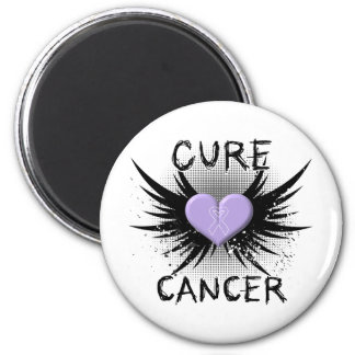 Cure Cancer 2 Inch Round Magnet