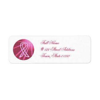 Cure Cancer Mailing Labels
