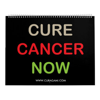 Cure Cancer Now 2016 Calendar