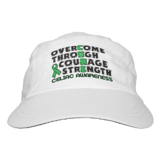 CURE...Celiac Headsweats Hat