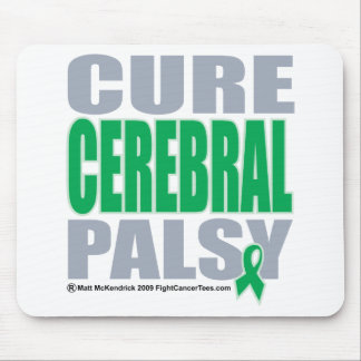 Cure Cerbral Palsy Mouse Pad