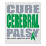 Cure Cerbral Palsy Posters