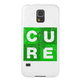 CURE Cerebral Palsy Distressed Cube Galaxy S5 Covers