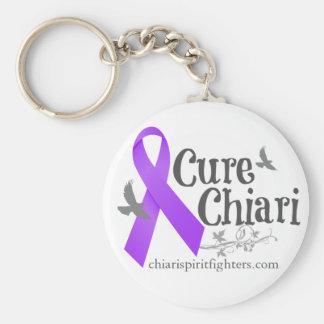 Cure Chiari Keychain