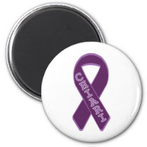 Cure Chiari Now Magnet