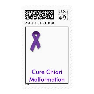 Cure Chiari Stamp