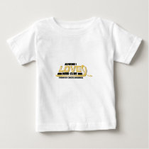Cure Childhood Cancer Awareness Baby T-Shirt