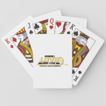 Cure Childhood Cancer Awareness Playing Cards
