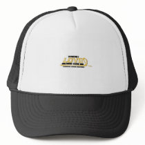 Cure Childhood Cancer Awareness Trucker Hat