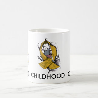 Cure Childhood Cancer! Coffee Mug