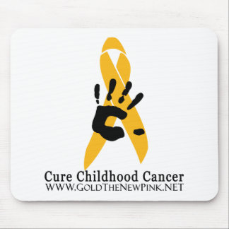 CURE Childhood Cancer Mouse Pad