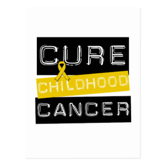 Cure Childhood Cancer Post Cards