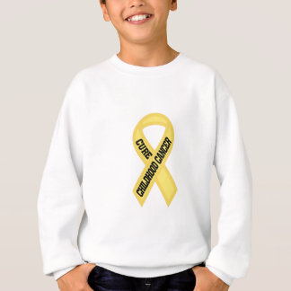Cure Childhood Cancer Sweatshirt