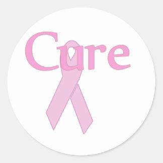 Cure Classic Round Sticker