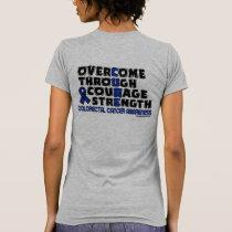CURE...COLORECTAL CANCER T-Shirt
