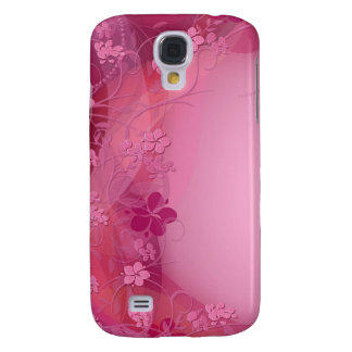 Cure colorful flower creepers galaxy s4 case
