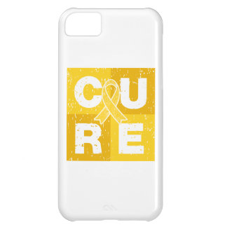 CURE COPD Cube iPhone 5C Covers