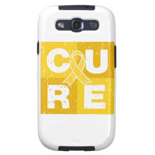 CURE COPD Cube Samsung Galaxy SIII Cases